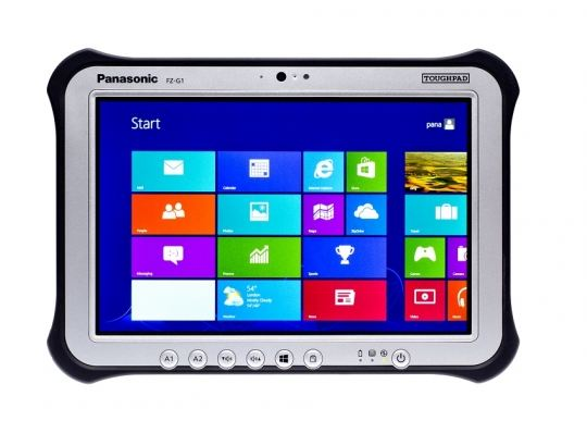 Rugged Laptops and Tablets