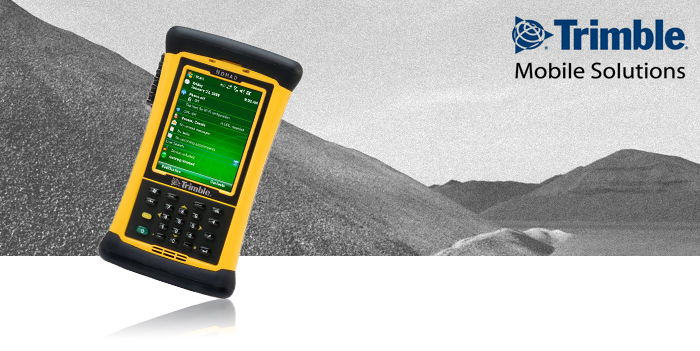 Trimble Nomad 900L