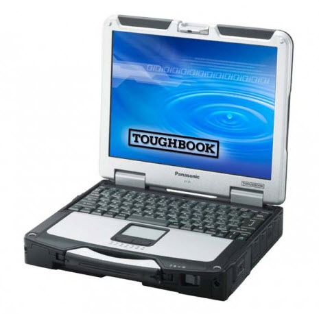 Panasonic Toughbook CF-31 Mk3 (High Spec)