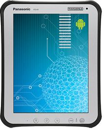 Panasonic Toughpad A1(3G)