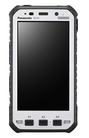 Panasonic Toughpad FZ-X1 5-inch 32GB Ultra Rugged Smartphone