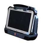 DS-PAN-703 Havis Vehcile Cradle for Panasonic Toughpad FZ-G1. No Port Replication