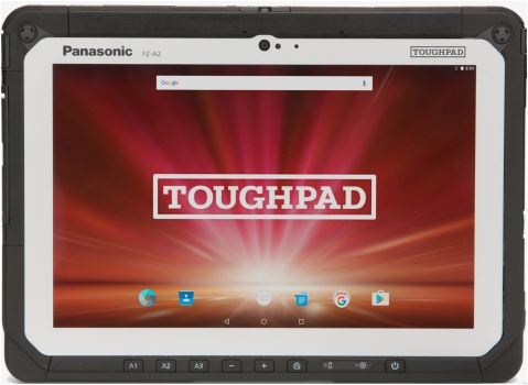 Panasonic Toughpad FZ-A2 10.1-inch Fully Rugged Android Tablet