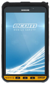 Ecom Tab-Ex 02 8-Inch Rugged Tablet - Intrinsically Safe ATEX Zone 2