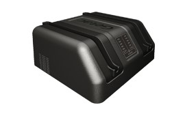 Getac F110-External Dual Bay Main Battery Charger