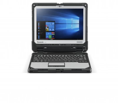 Panasonic Toughbook CF-33 Fully Rugged 2-in-1 Laptop