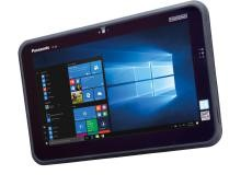 "Panasonic Toughpad FZ-Q2 (12.5"" Semi-Rugged Tablet) Mk1 Base Unit (Keyboard not included)"
