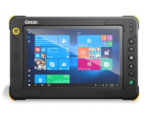 Getac EX80 8-inch Intrinsically Safe Fully Rugged Tablet (ATEX IECEx Zone 1)