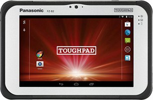 "Panasonic Toughpad FZ-B2 (7.0"") Mk1 with 4G - Demo"