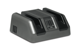 GETAC X500 Dual Bay Main Battery Charger