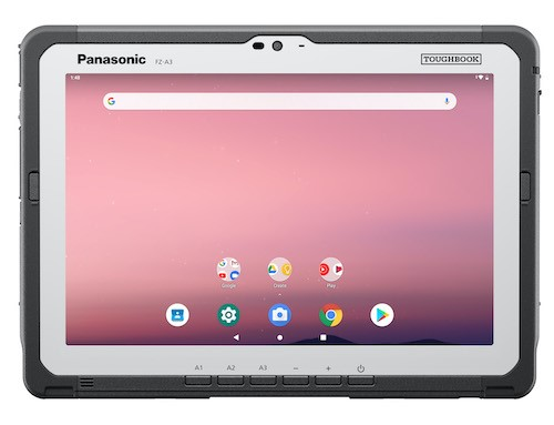Panasonic Toughbook FZ-A3 Fully Rugged Android Tablet