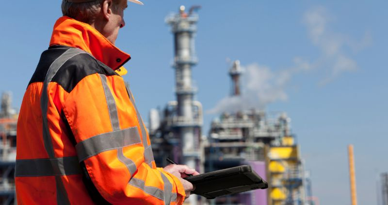 Intrinsically Safe Devices - Keeping Workers Connected in Hazardous Environments