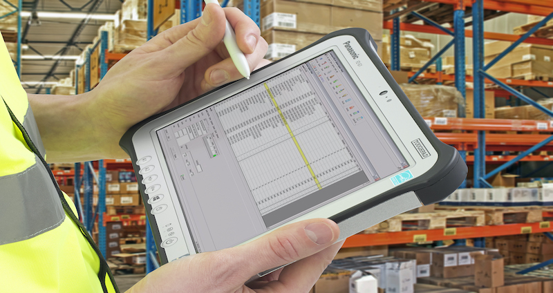 4 Ways You Can Use a Rugged Tablet to Manage Inventory