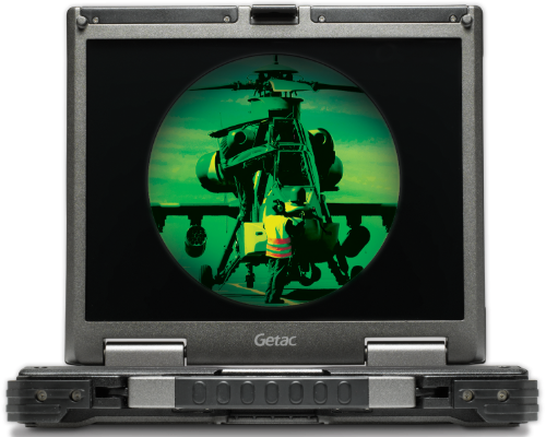 Getac B300 Night Vision Operations for Law Enforcement
