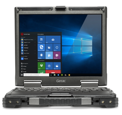 Getac B300 13.3-Inch Fully Rugged Laptop